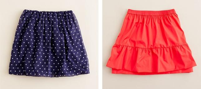 J. Crew Girls' Skirts